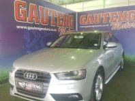 Used Audi A4 2.0TDI SE auto for sale in Pretoria, Gauteng