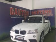 Used BMW X3 xDrive20d M Sport for sale in Pretoria, Gauteng