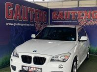 Used BMW X1 X1 Sdrive 1.8i M sport for sale in Pretoria, Gauteng