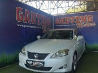 Used Lexus IS 250 SE automatic for sale in Pretoria, Gauteng