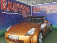 Used Nissan 350Z 350Z Roadster Convertible for sale in Pretoria, Gauteng