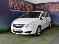 Used Opel Corsa 1.4 Enjoy for sale in Pretoria, Gauteng