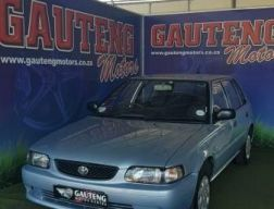 Used Toyota Toyota Tazz for sale