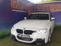 Used BMW 3 Series 320i M Sport auto for sale in Pretoria, Gauteng