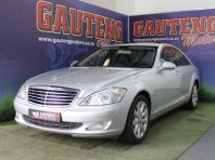 Used Mercedes-Benz S-Class S320CDI for sale in Pretoria, Gauteng