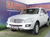 Used Mercedes-Benz ML ML350 for sale in Pretoria, Gauteng