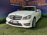 Used Mercedes-Benz C-Class C180 BlueEfficiency coupe auto for sale in Pretoria, Gauteng