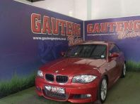 Used BMW 1 Series 125i coupe for sale in Pretoria, Gauteng