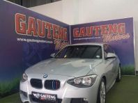 Used BMW 1 Series 118i 5-door M Sport for sale in Pretoria, Gauteng