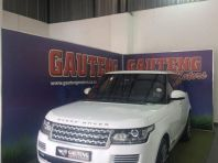 Used Land Rover Range Rover Vogue SE Supercharged for sale in Pretoria, Gauteng