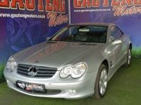 Used Mercedes-Benz SL SL500 for sale in Pretoria, Gauteng