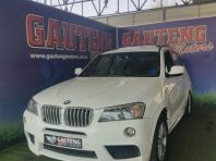 Used BMW X3 xDrive30d M Sport for sale in Pretoria, Gauteng