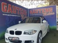 Used BMW 1 Series 125i convertible M Sport auto for sale in Pretoria, Gauteng