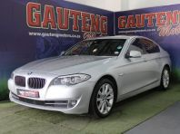 Used BMW 5 Series 520d Exclusive for sale in Pretoria, Gauteng