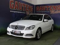 Used Mercedes-Benz C-Class C200CDI BlueEfficiency Avantgarde for sale in Pretoria, Gauteng