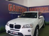 Used BMW X3 xDrive20i auto for sale in Pretoria, Gauteng