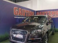 Used Audi Q7 3.0TDI quattro for sale in Pretoria, Gauteng